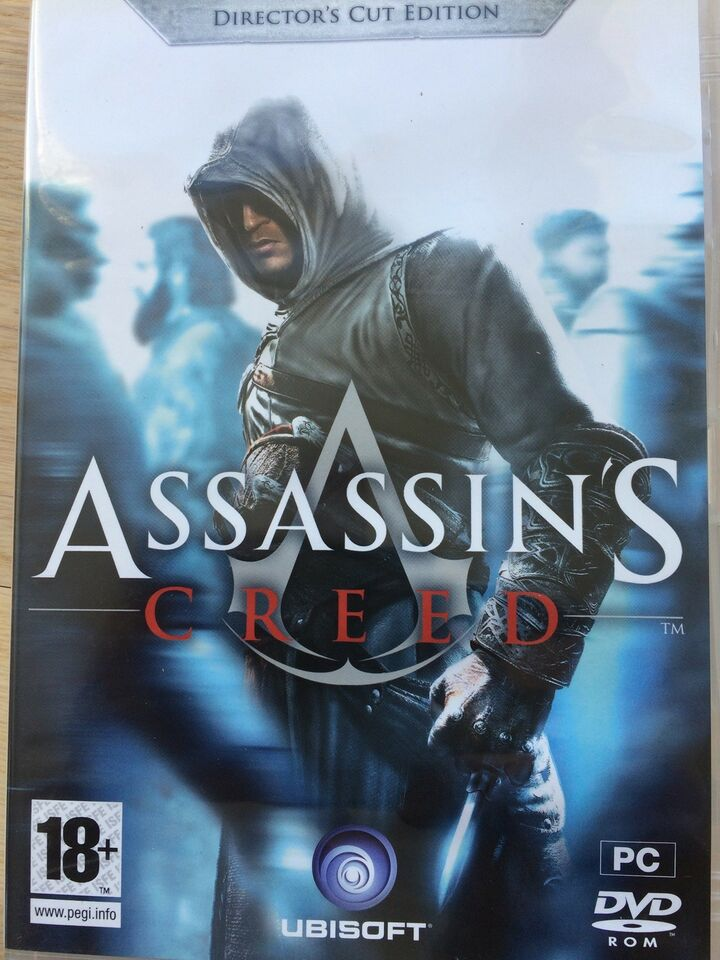 Assasins Creed, til pc, action