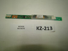 MEDION MD96370 MD97900 WIM2170 LCD Inverter 19.21072.012 6001984L für  #KZ-213