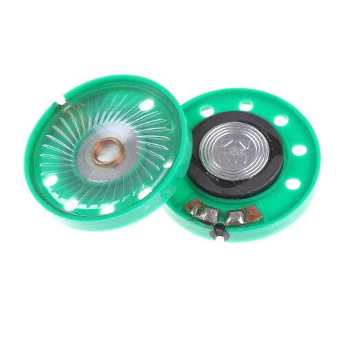 """3/"""" Dual 1 Ohm Voice Coil 8 Layer Subwoofer Speaker Parts  VC170314"""