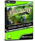 Otherworld Spring of Shadows PC Cd-rom 7 Hidden Object Game Big Fish No 38