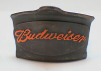 Die Cast Metal Bottle Opener Budweiser Beer With Antique Patina