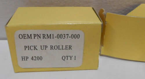 Lot of 2 HP Paper Feed Roller Assy RM1-0037-000