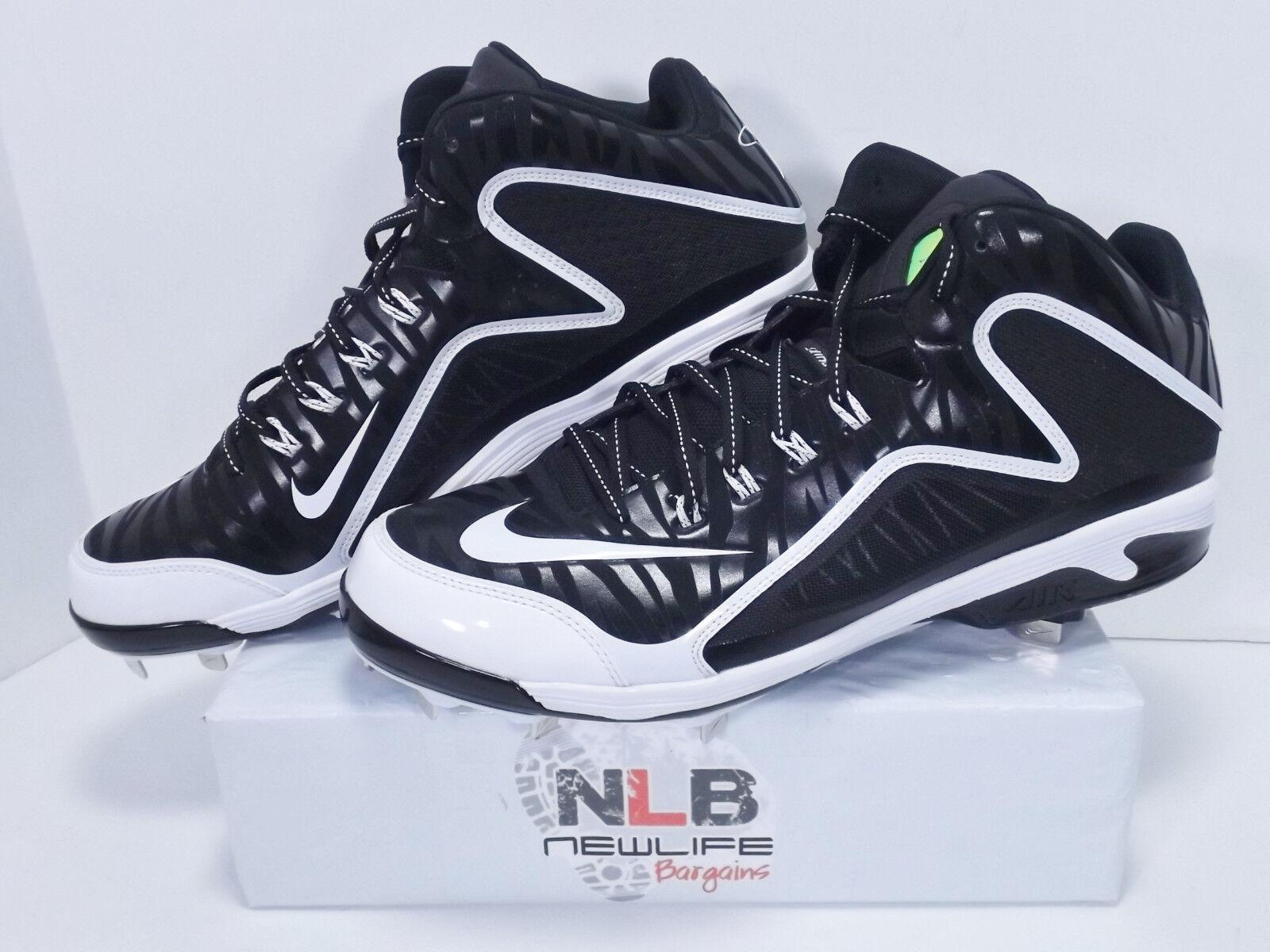 Nike air swingman mvp 2 nero     bianco 616258-001 uomo numero 14 | Diversi stili e stili  | A Basso Costo  741650
