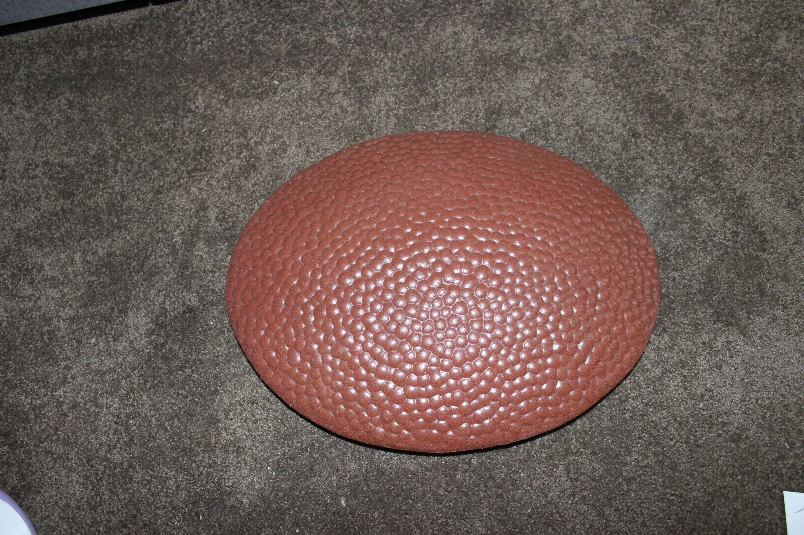 Replacement brown Lid Only for a Little Tikes Football Football Football Toy Box cooler Storage 7556d6