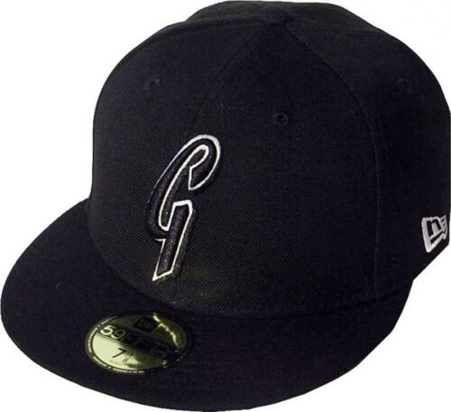 New Era San Francisco géants G Black White Cap 59 Fifty Fitted Limited Edition