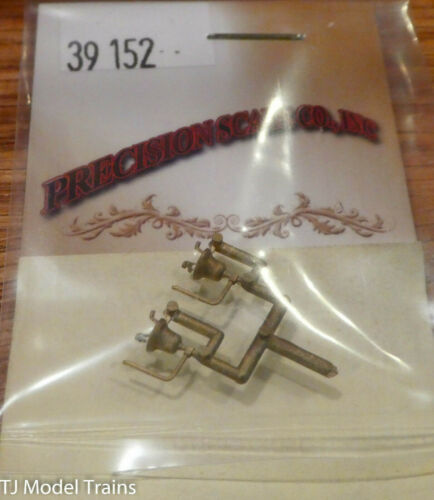 Precision Scale HO #39152 Bell 2 in pkg EMD Roof Mount Brass Castings