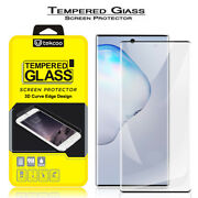 Samsung Galaxy Note 10 Plus/S8/S9/S10 Full Cover Tempered Glass Screen Protector