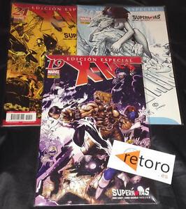 COMICS-COMIC-X-MEN-XMEN-LA-PATRULLA-X-n-19-AL-21-PANINI-NUEVOS-Marvel-NEW