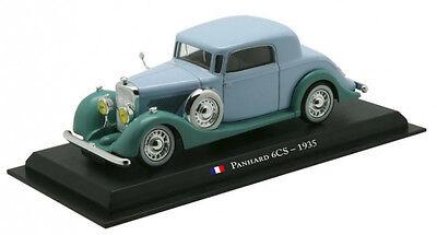 No55 France 1935-1//43 Panhard 6CS