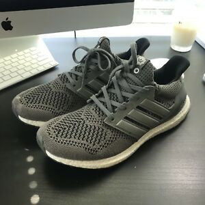 0c933ec379ba9 Details about Adidas Ultra Boost High Snobiety Hi Snob Grey S74879 Mens  Shoes Size 10 Rare