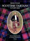 Dover Pictorial Archive: Scottish Tartans in Full Color by James Grant (1992, Paperback)