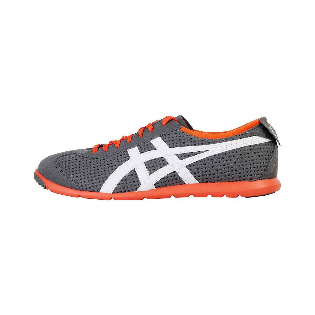 ASICS Onitsuka Tiger RioRunner Unisex Sneakers scarpe sportive grigio-station wagon, EU 36-39 Scarpe classiche da uomo