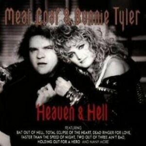 Meat-Loaf-And-Bonnie-Tyler-Heaven-And-Hell-NEW-CD
