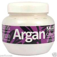 Masque D'argan Pour Les Cheveux Colores 275 Ml 275ml Neuf