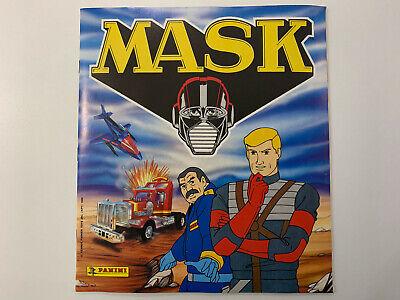 1986 Panini GERMAN M.A.S.K Sticker Album DEUTSCHLAND MASK