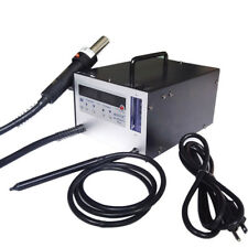 Latest Aoyue I852a Rework Station Hot Air Handle Vacuum Suction Pen 220v