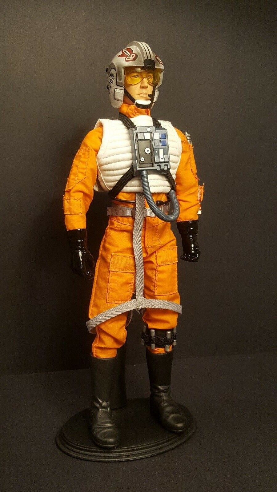 Star wars rogue eins x-wing pilot bild 1   6 - skala, 12  groß