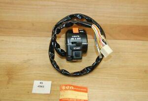 Suzuki-GS550M-37200-34420-SWITCH-ASSY-HANDLE-RH-Genuine-NEU-NOS-xs4361