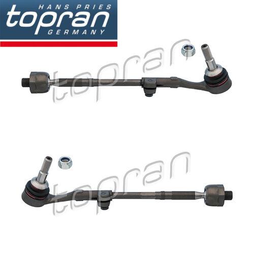 2X BMW E81 E87 E82 E88 E84 E89 Front Steering Track Tie Rod Ends Left /& Right*