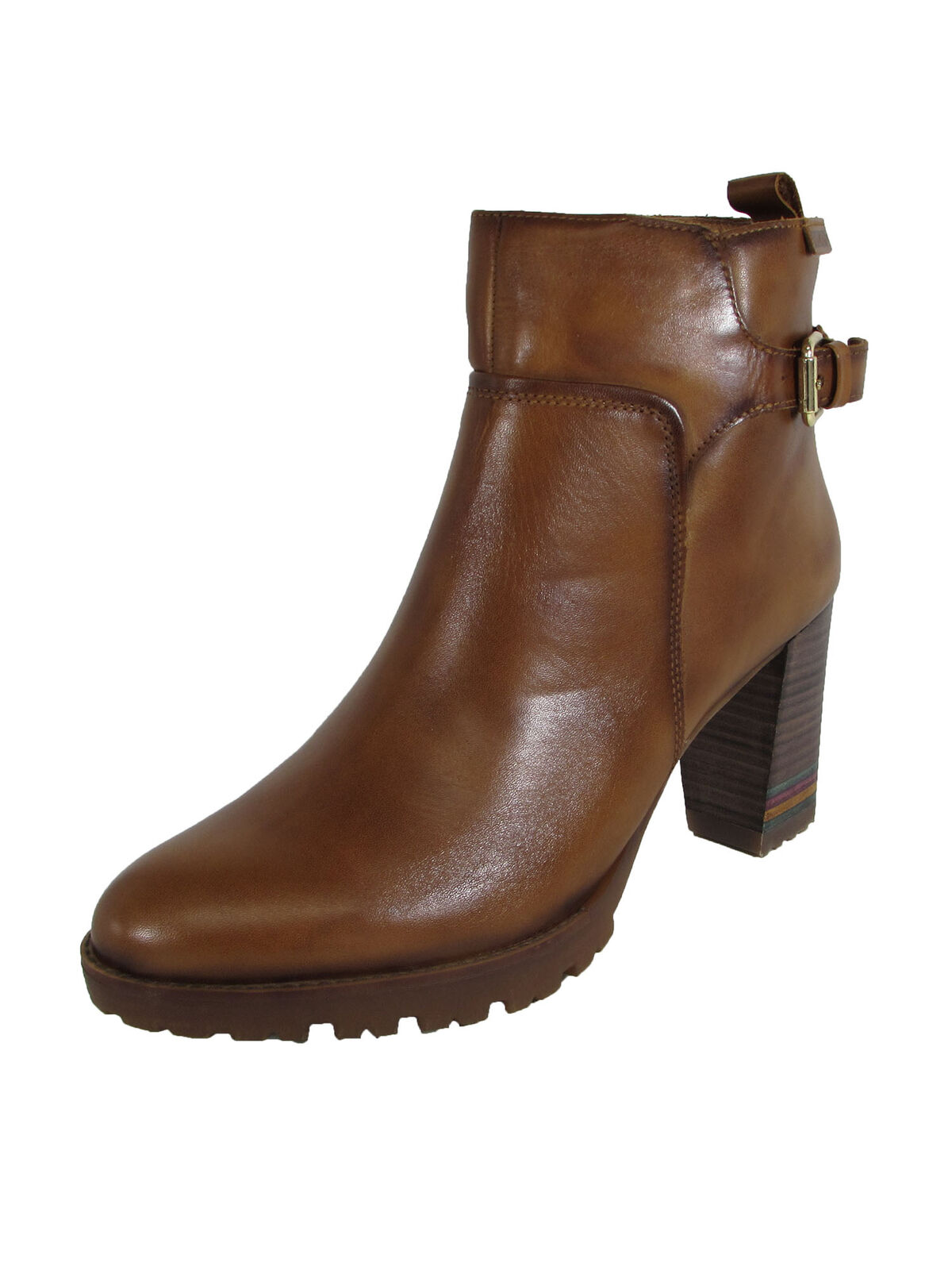 Pikolinos Womens Connelly W7M-8616 Ankle Boots, Brandy, 42 M EU / 11.5-12 M US