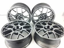 08-15 Mitsubishi Evolution Evo X  MR OEM BBS Wheel Rim 18x8.5 +38 Full Set Reman