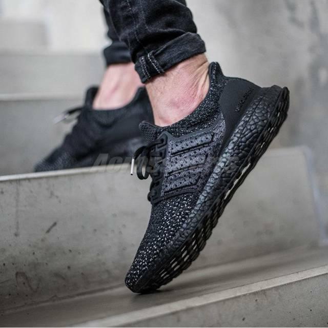 Adidas Ultra Boost Clima Black Carbon