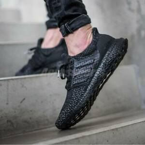Details about Adidas Ultra Boost Clima Black Carbon Men's 9 Shoes Sneaker CQ0022 yeezy nmd pk