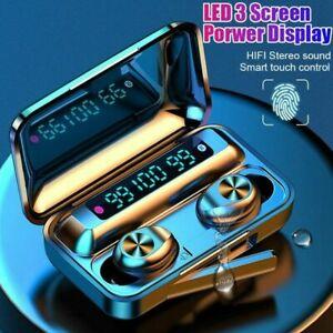 Bluetooth-5-0-Wireless-Earbuds-Headset-TWS-Earphones-Mini-Stereo-Headphone