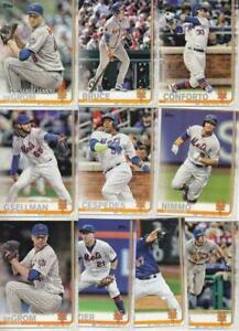 BOCHY 2019 SF GIANTS 40 Card Lot w// TOPPS TEAM SET 20 OPENING DAY Players