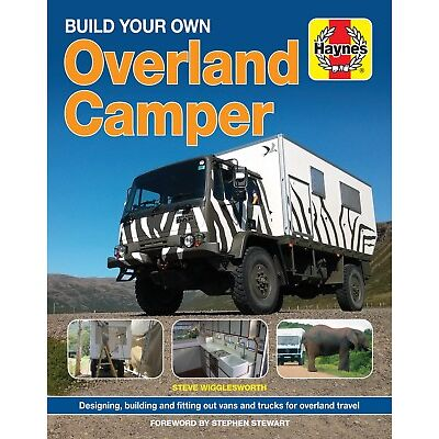 Haynes Build Your Own Overland Camper Manual H6076
