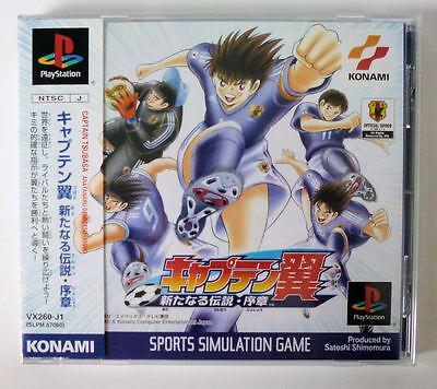 CAPTAIN TSUBASA : Aratanarou Densetsu * PSX Playstation JPN
