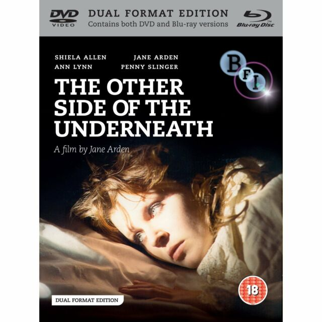 The Other Side of the Underneath - [Dual Format - DVD & Blu ray] NEW & SEALED