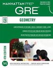 Geometry GRE Strategy Guide, 4th Edition by Manhattan Prep (Paperback, 2014)