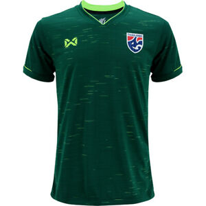 Image is loading 100-Authentic-2019-Thailand-National-Football-Soccer-Team- afb5fc50e