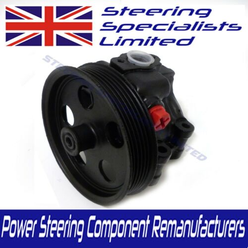 Ford Mondeo 2000 to 2007 1.8 Duratec Petrol Remanufactured Power Steering Pump