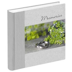 Fotoalbum Motivo Hellgrau Fotobuch Gastebucher Hochzeitsalbum