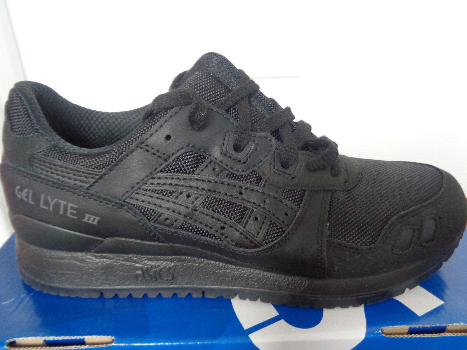 Asics Gel Lyte III mens trainers shoes HN6G4 9090 eu 40.5 us 7.5 NEW+BOX