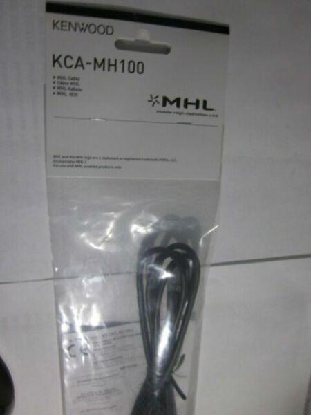 Original Kenwood Ddx271 Wire Harness Oem A1 For Sale