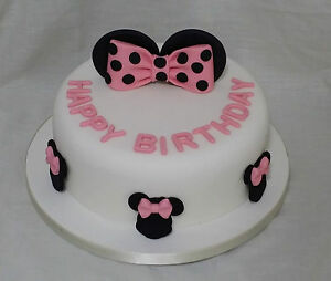 mickey ears wedding cake topper minnie mouse ears amp bow cake topper birthday christening 17351