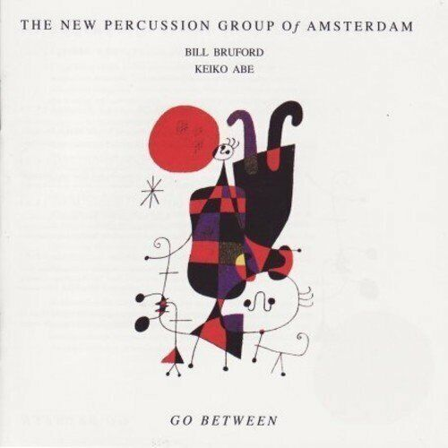 The New Percussion Group of Amsterdam Bill Bruford & Keiko Abe CD
