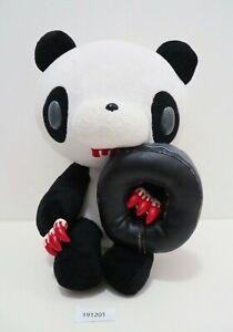 "Gloomy Bear Panda Tone Plush Toy Black White CHAX GP XL 17/"" Taito CGP-138 Japan"