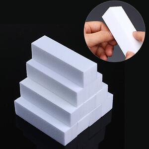 10-Pcs-White-Nail-Art-Buffers-Grinding-Blocking-File-Nail-Treatment-Tools-Kits