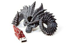 Diablo 3 Collector's Edition 4 GB USB Stick Schädel / Seelenstein Skull Soul New