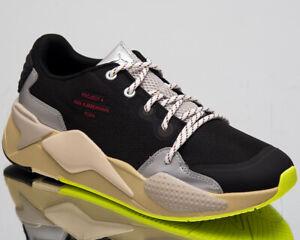 32abe06a19 Details about Puma X Han Kjöbenhavn RS-X HAN Men's New Black Silver  Lifestyle Shoes 369426-01