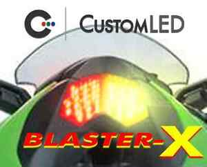 Zx10r Zx6r Tail Light Integrated Amber Signals 2008 2010