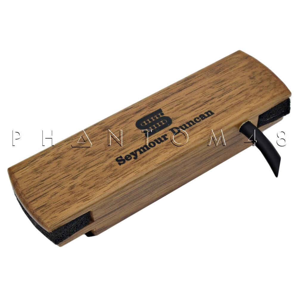 Seymour Duncan Woody HC Hum Hum Hum cancelación Pila acústica soundhold Pickup Nogal  tienda en linea