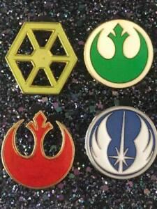 Disney-TRADING-PINS-Star-Wars-Emblems-DISNEYLAND-world
