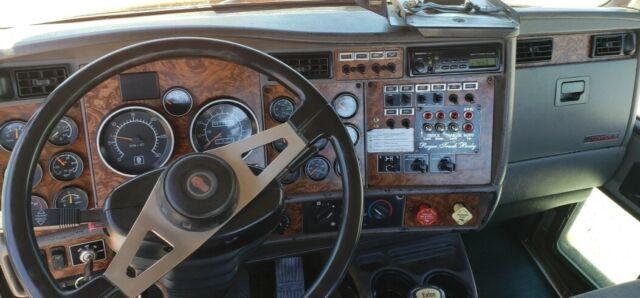 Vintage Kenworth Steering Wheel 20 Inch OEM Peterbilt KW Rare Semi