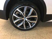 BMW X1 2,0 xDrive25d Sport Line aut.,  5-dørs