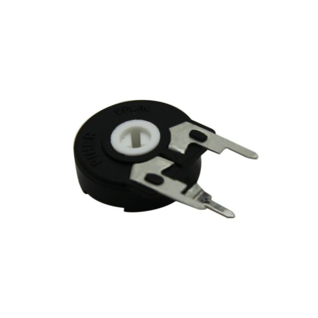 4X PT10LH01104A2020S Potentiometer: mounting single turn,vertical 100kΩ 150mW ±2
